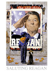 Saluting Reagan