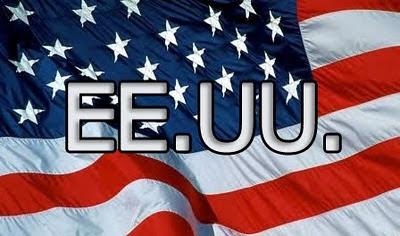 Por que cuando se abrevia EEUU y se escribe Estados Unidos?