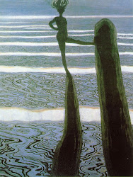 Lizzy guarda L. Spilliaert
