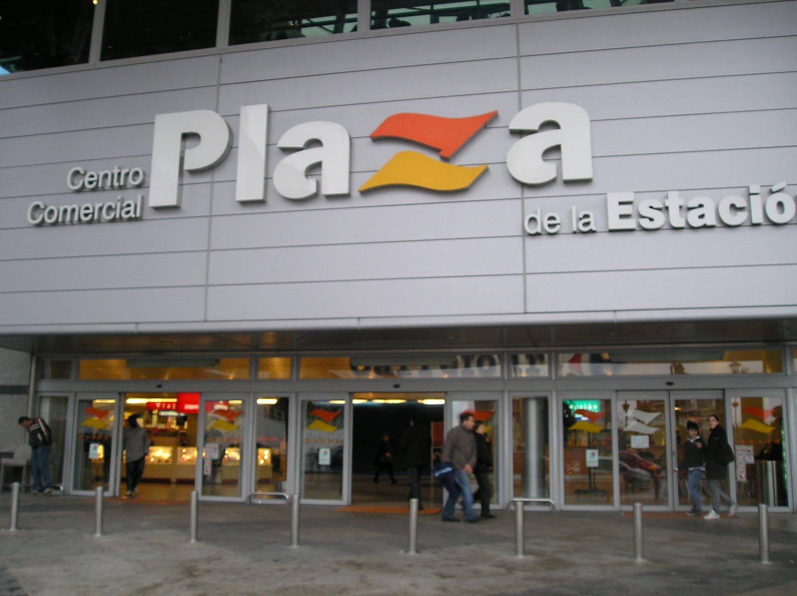 Fuenlataxia centro comercial plaza de la estaci n for Plaza de la estacion fuenlabrada