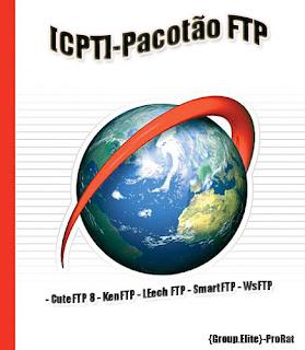 Pacotão FTP Os 7 Melhores