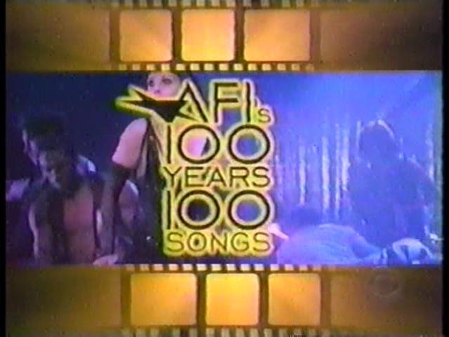 afis 100 years 100 songs americas greatest music in