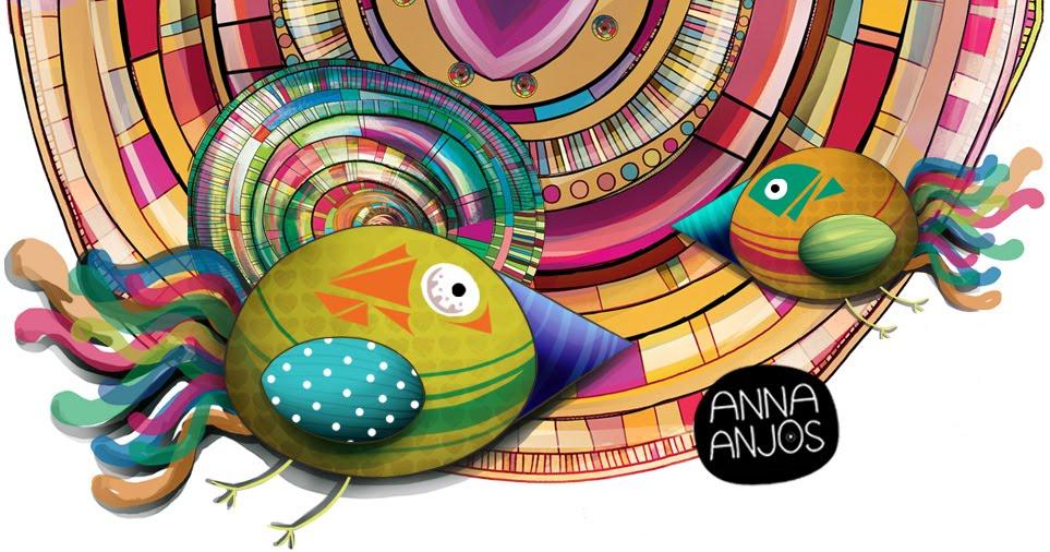 Afrotropicalismo - Universo Mitológico Anna Anjos