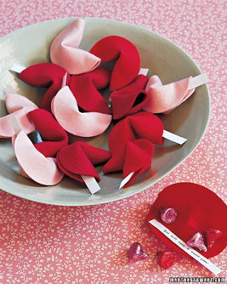 here's some of my favorite Valentine's Day ideas from Martha Stewart.