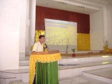 Ketua Umum LDK Ar-Risalah