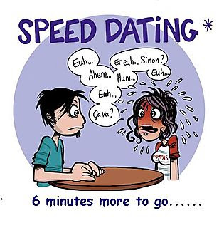 Speed dating groups