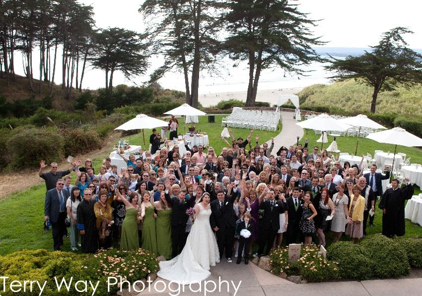 Seascape Resort In Aptos Wedding Photographer Terry Way