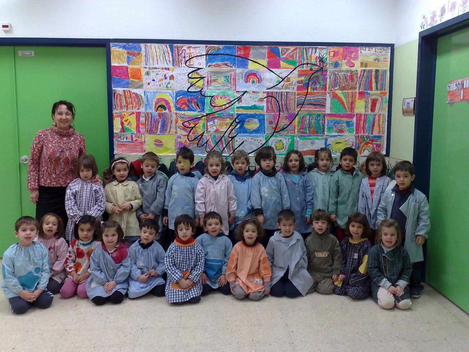 Amiguitos de infantil for Amiguitos del jardin