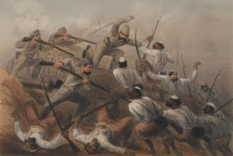 The Indian Mutiny 1857-59