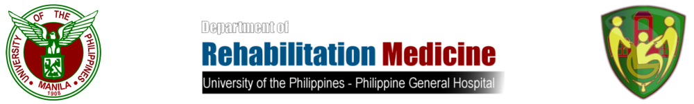 University of the Philippines, Philippine General Hospital - Department of Rehabilitation Medicine