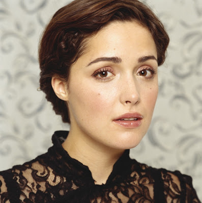 rose byrne haircut. rose byrne in troy. rose byrne