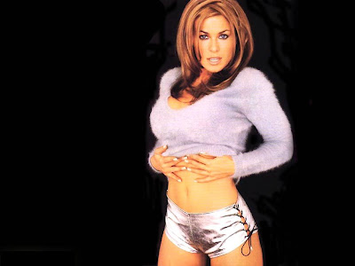 Carmen Electra sexy desktop wallpaper