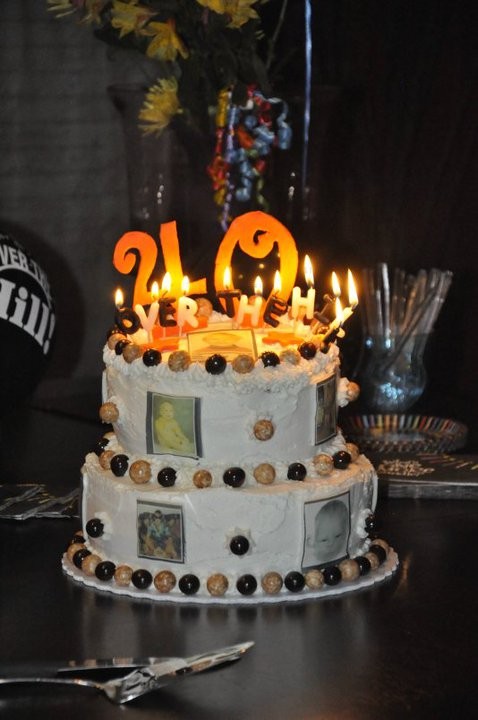 40th Birthday Cake Images For Him : Sweet Thang s Confections: July 2010