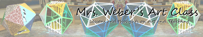 Mrs. Weber's Art Class