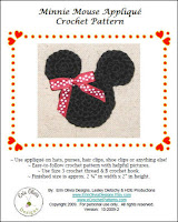 Mickey mouse applique pattern Kids' Arts & Crafts Supplies | Bizrate