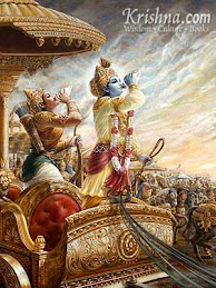 Sr. Krishna, conduza-me!