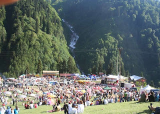 Ayder Yaylasında Festival coşkusu...