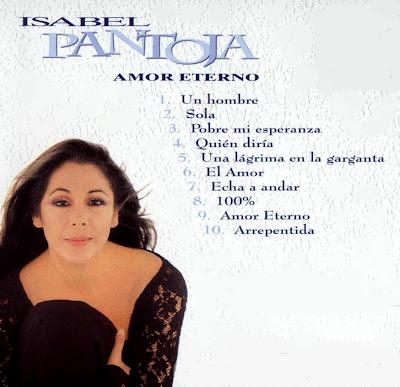 Wallpaper Isabel Pantoja Amor Eterno