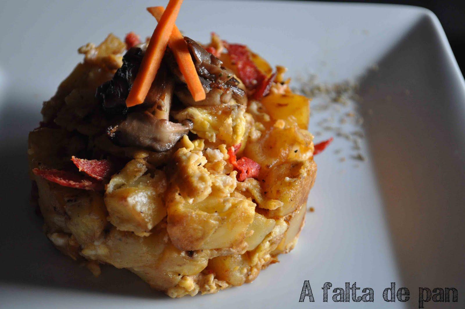 A falta de pan alta cocina para ineptos delicias del for Platos de alta cocina