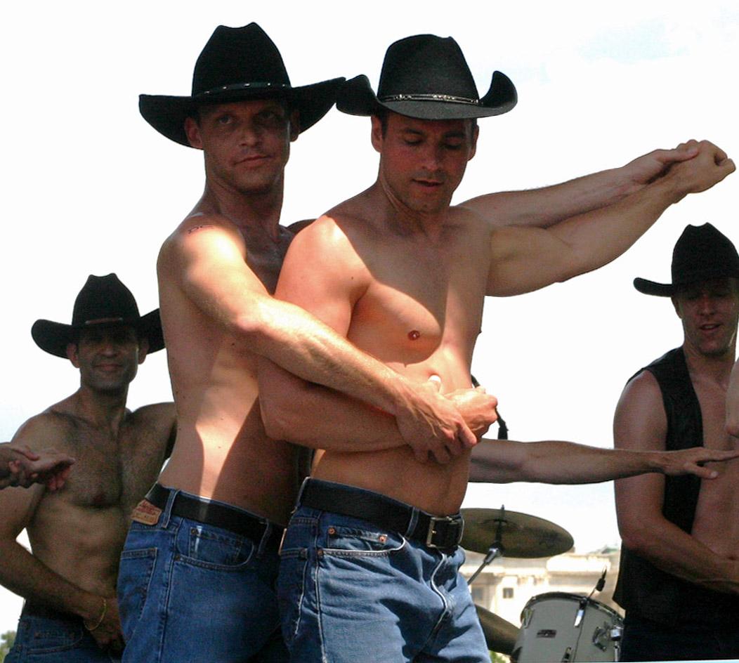 Gay cowboys ... BIG TITS MATURE DOWNBLOUSE Porn #1 ...