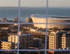 The new Cape Town stadium
