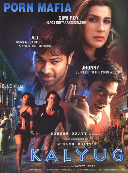 Kalyug 2005 DVDRip - 1.4Gb Hindi Movie Mediafire Links Free Download