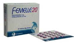 feminol 20 precio: