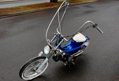ide modifikasi motor honda astrea