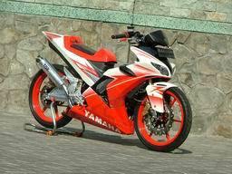 Modifikasi Mesin Motor Yamaha Jupiter Mx