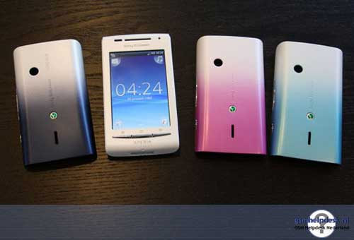dan spesifikasi hp android sony ericsson xperia x8 2010 an android
