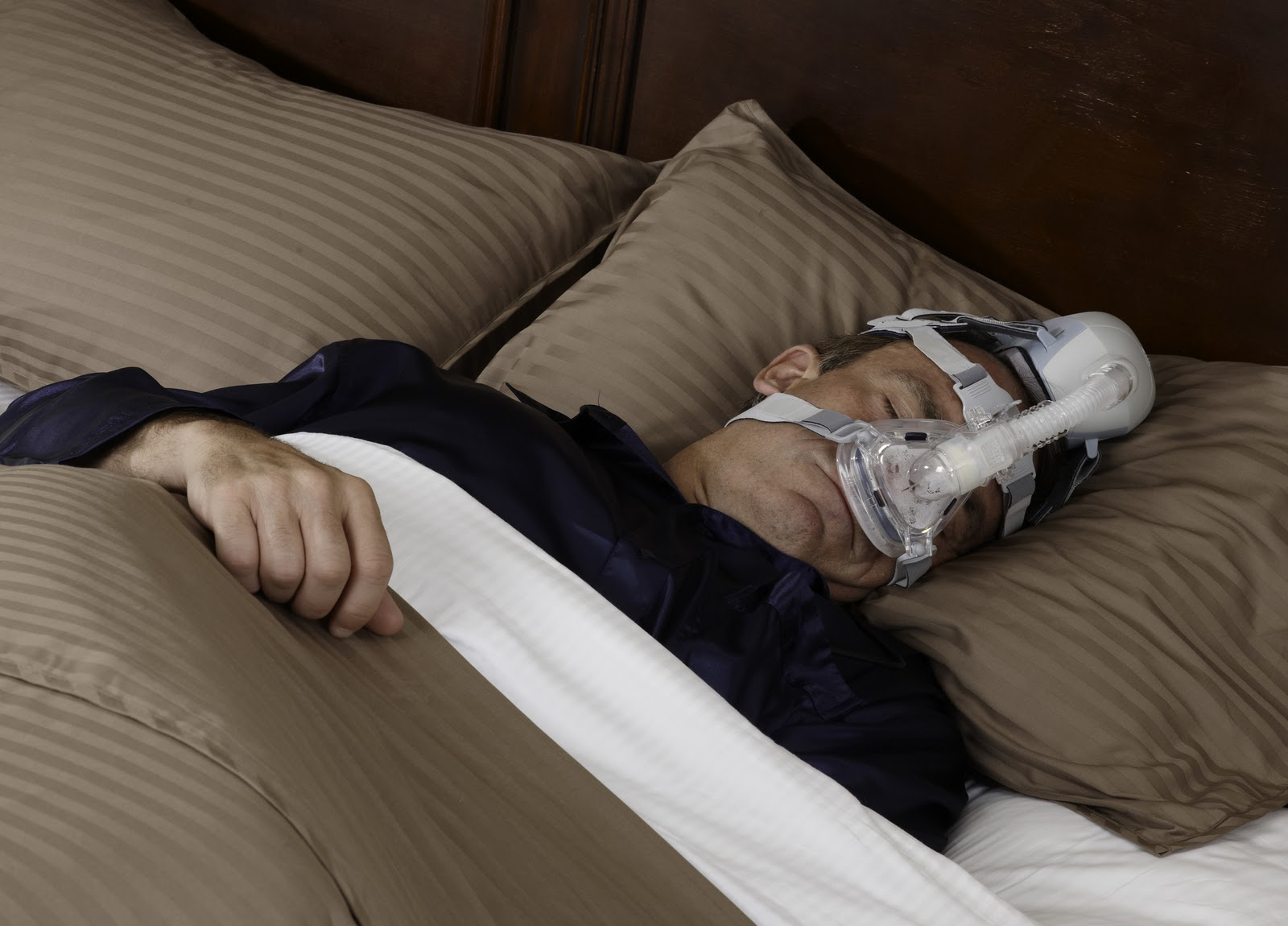 CPAP Therapy; How Transcend Sleep Apnea Therapy System is Different #271D18
