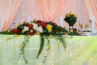 оформление зоны молодых цветами, лекции по флористике