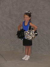 Belle our Cheerleader