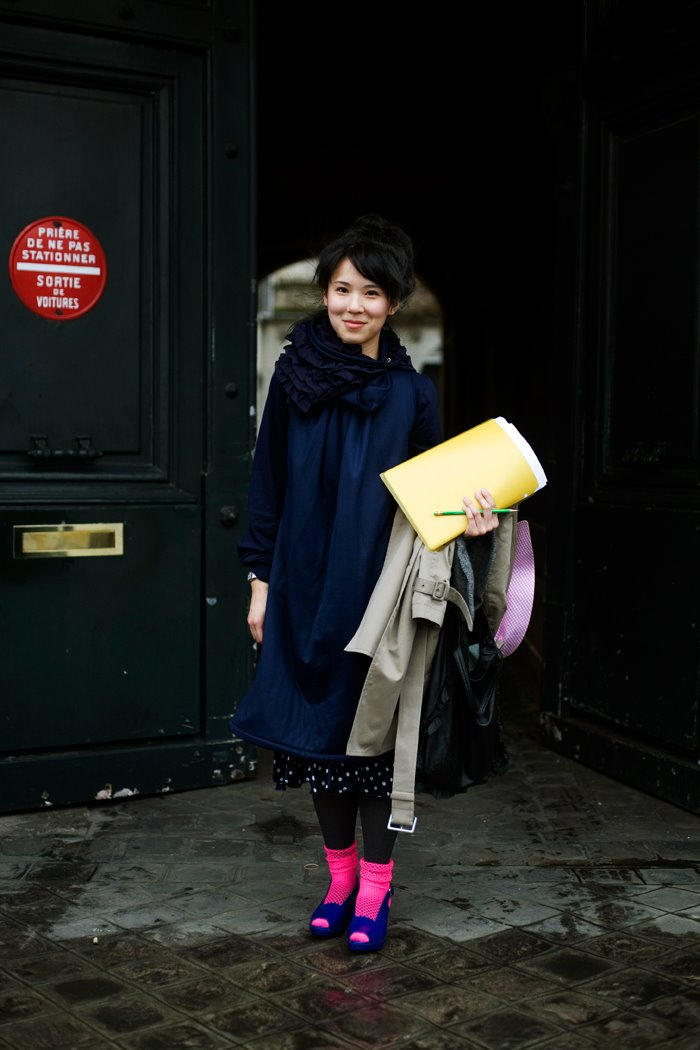 vogue sartorialist wear palettes clothing fashion street colors blog style