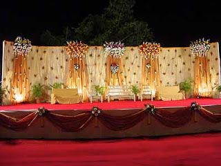 Indian Wedding Decorations Pictures