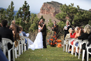 Perfect Fall Outdoor Wedding Decorations