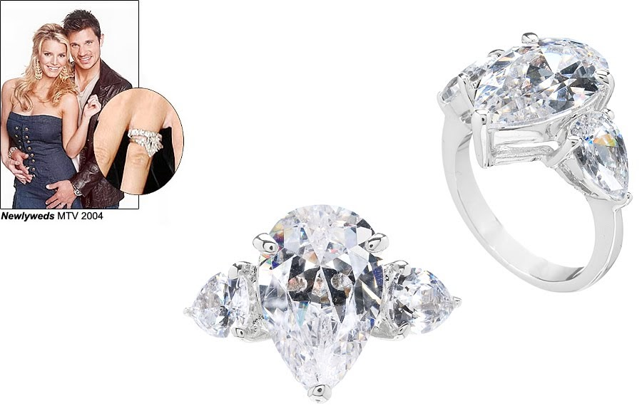 Best Wedding Rings Jessica Simpson Wedding Rings Collections
