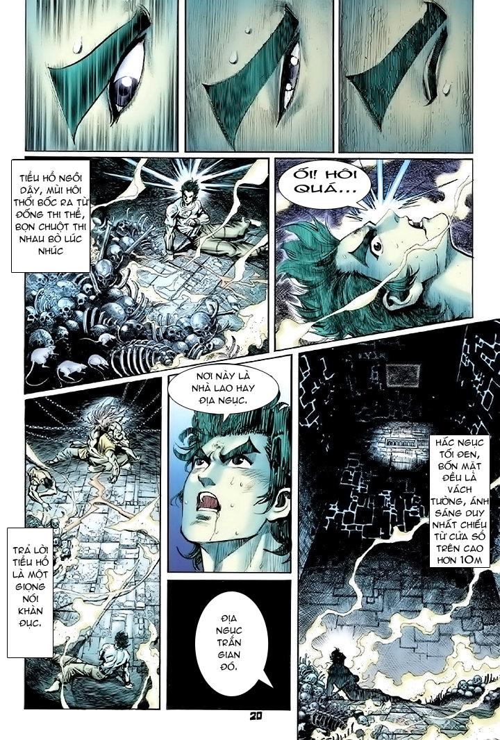 Tân Tác Long Hổ Môn chap 74 - Trang 20