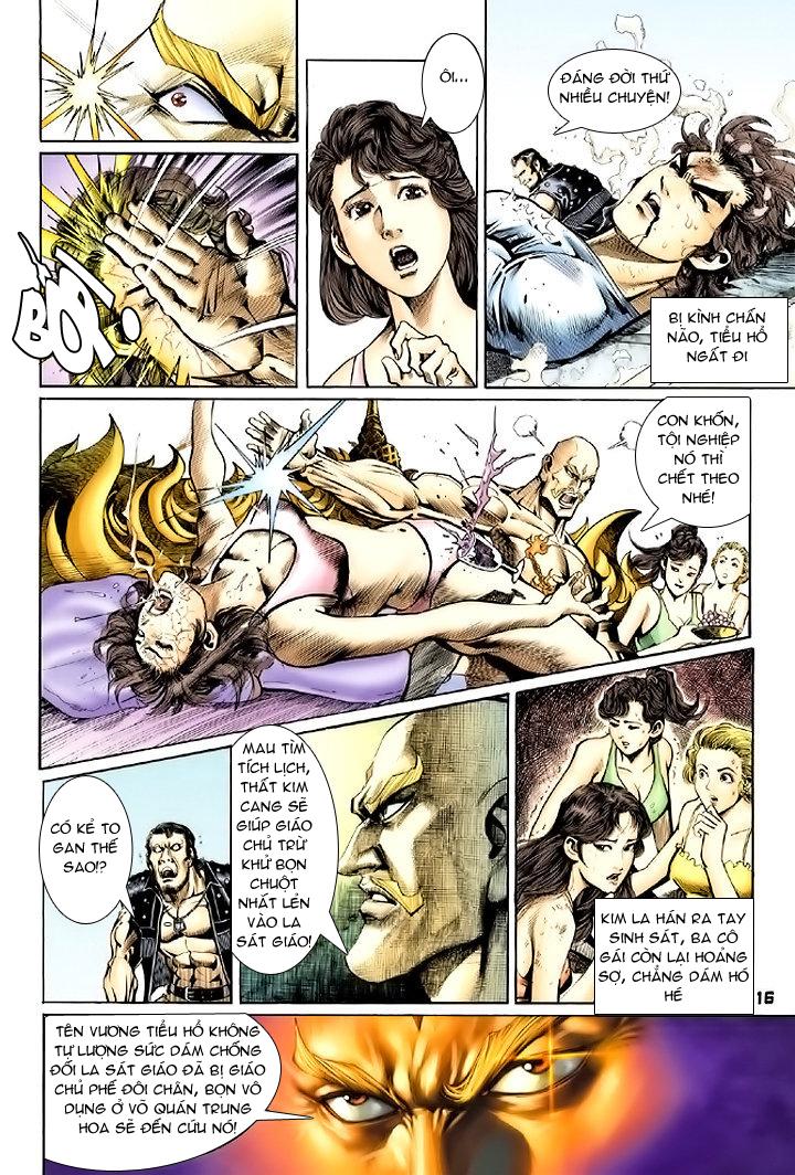 Tân Tác Long Hổ Môn chap 74 - Trang 16