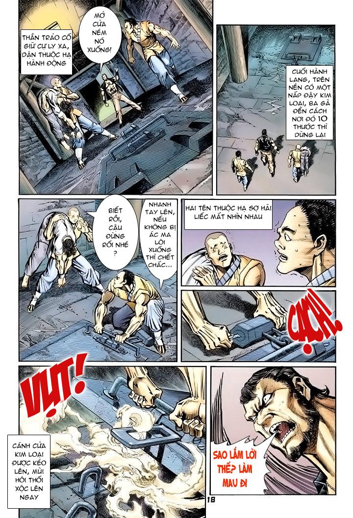 Tân Tác Long Hổ Môn chap 74 - Trang 18