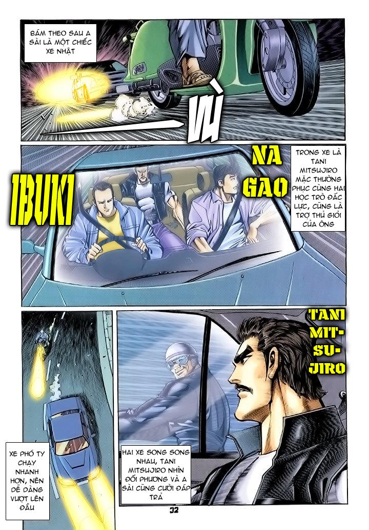 Tân Tác Long Hổ Môn chap 74 - Trang 32