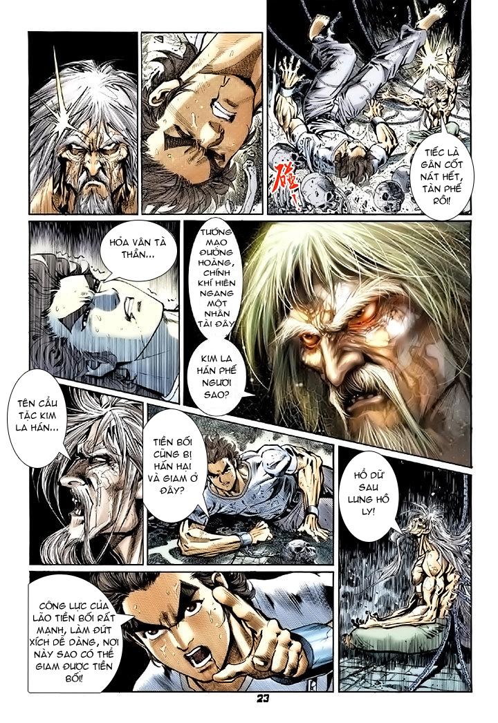 Tân Tác Long Hổ Môn chap 74 - Trang 23