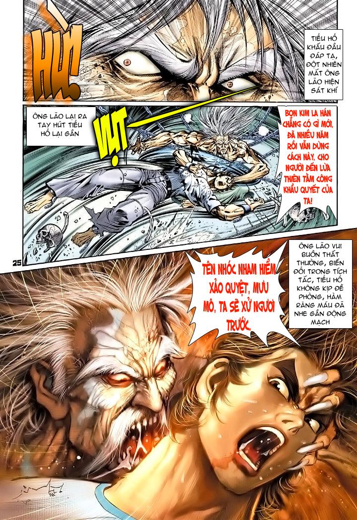 Tân Tác Long Hổ Môn chap 74 - Trang 25