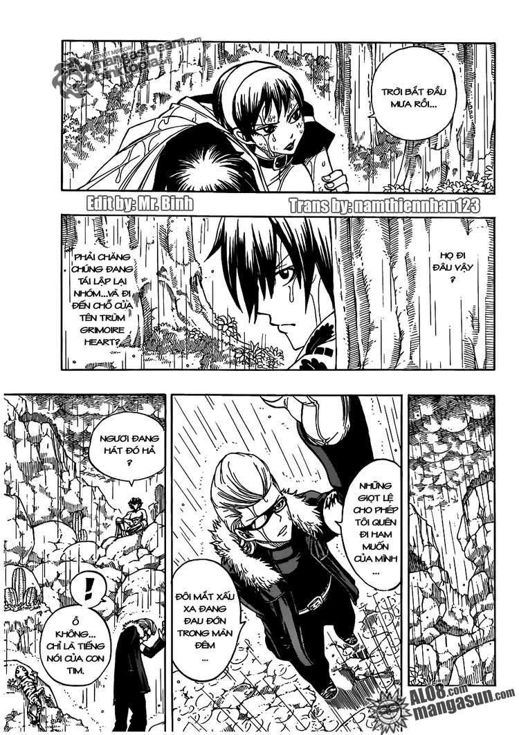 TruyenHay.Com - Ảnh 9 - Fairy Tail Chap 229