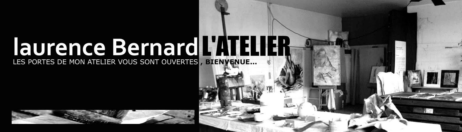 laurence bernard        L'ATELIER