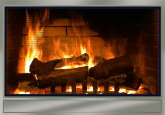 Image Result For Woodless Fireplace