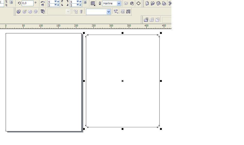 Belajar Ilmu Grafis: Membuat Sertifikat dengan CorelDraw X3