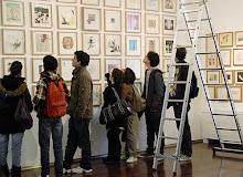 Sonhos com Moldura-exposição de ilustração-comissário Gémeo Luís