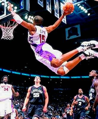 vince carter wallpapers. vince carter wallpaper dunk.