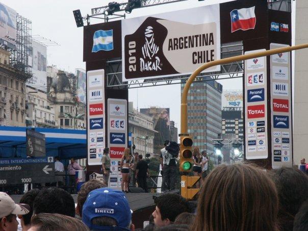 Rally pura Pasion en el Rally Dakar 2010